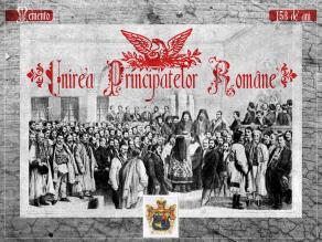 Imagini pentru marea unire a principatelor
